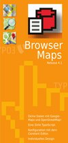 Download BrowserMaps Flyer (PDF, 1,3 Megabyte)